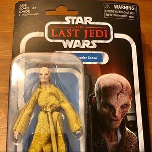 Star Wars Last Jedi Supreme Leader Skope Figure